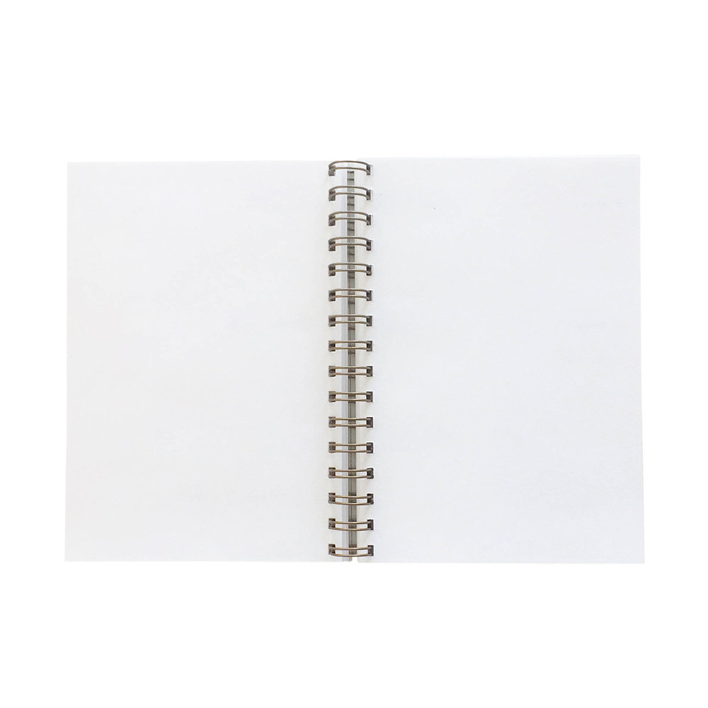 Bark  Rock - Notebook Refill - Blank Pages - B5