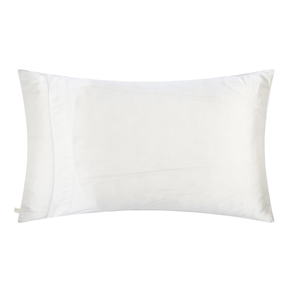 Holistic Silk - Anti Ageing Eye Pillowcase - White