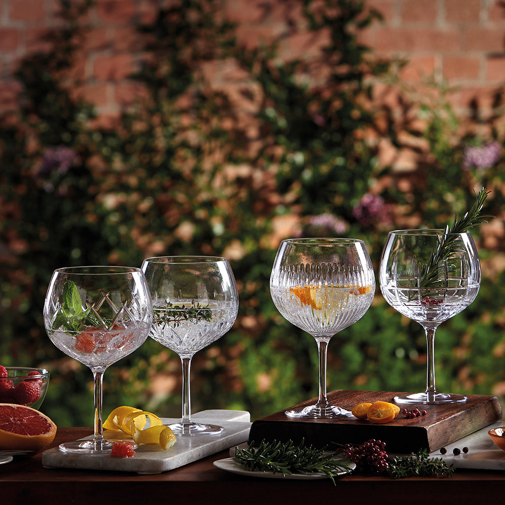 Waterford - Lismore Balloon Glasses - Set of 2