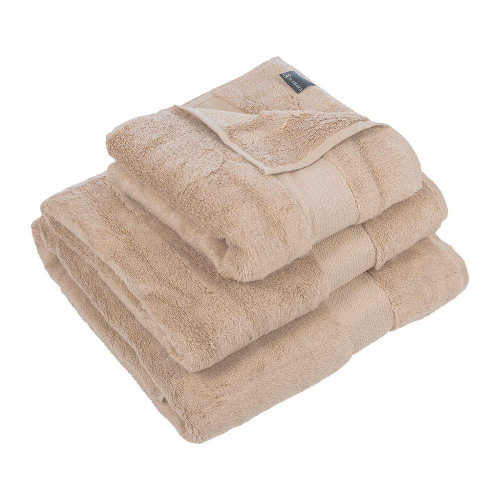 A by AMARA - Luxury Modal Towel - Natural - Bath Sheet