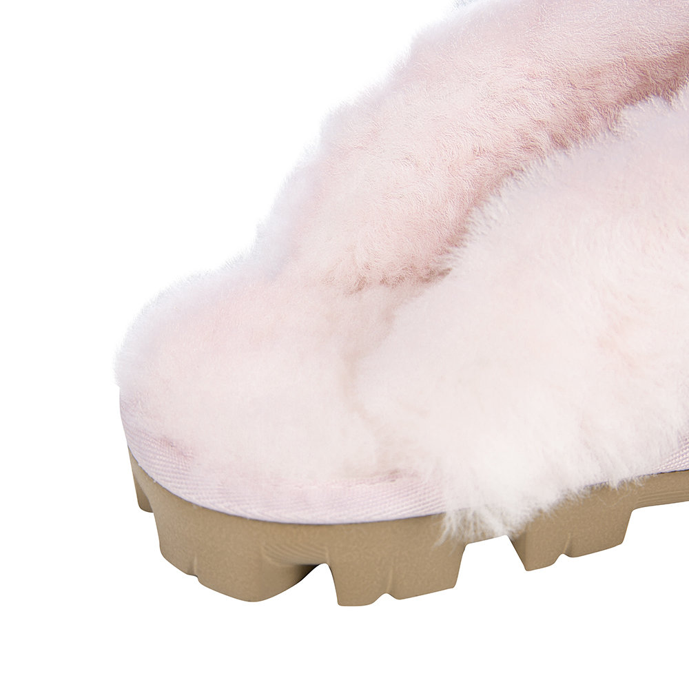 68d6489402 Buy UGG® Women s Coquette Sparkle Slippers - Seashell Pink