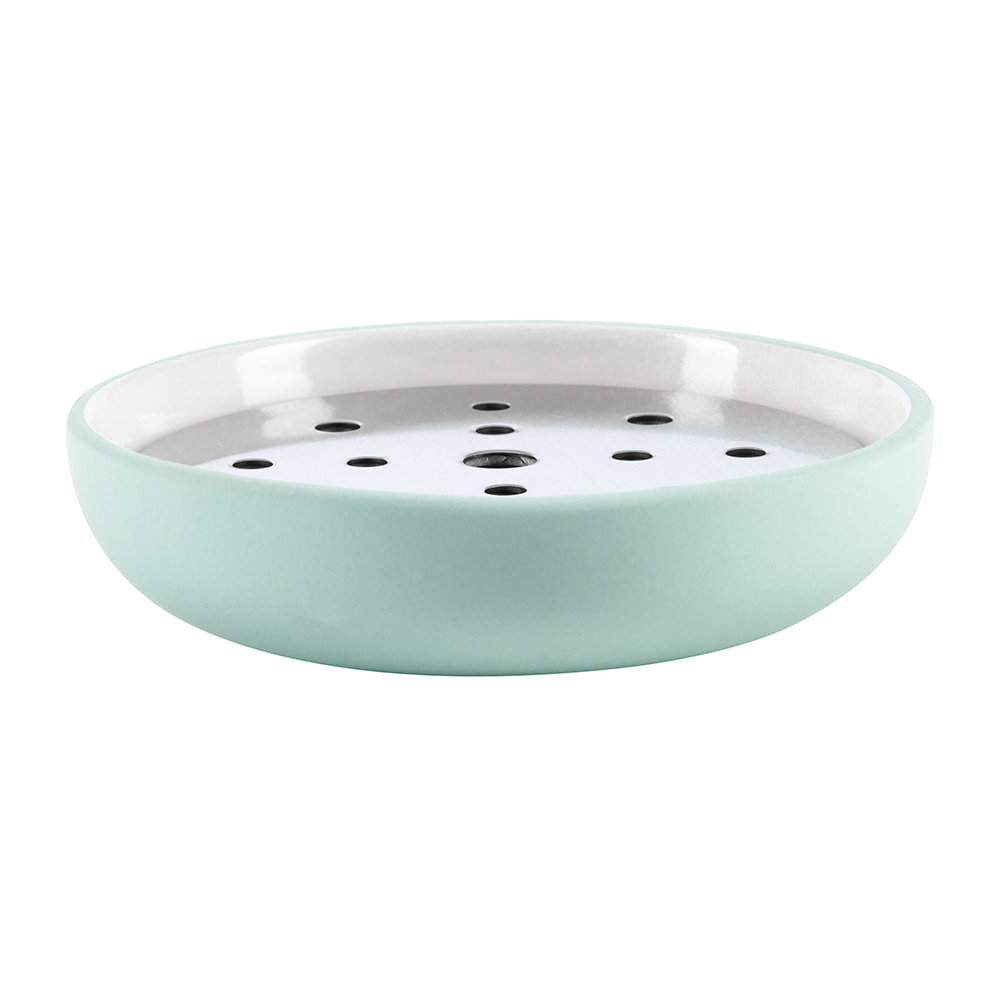 Aquanova - Cleo Soap Dish - Mint