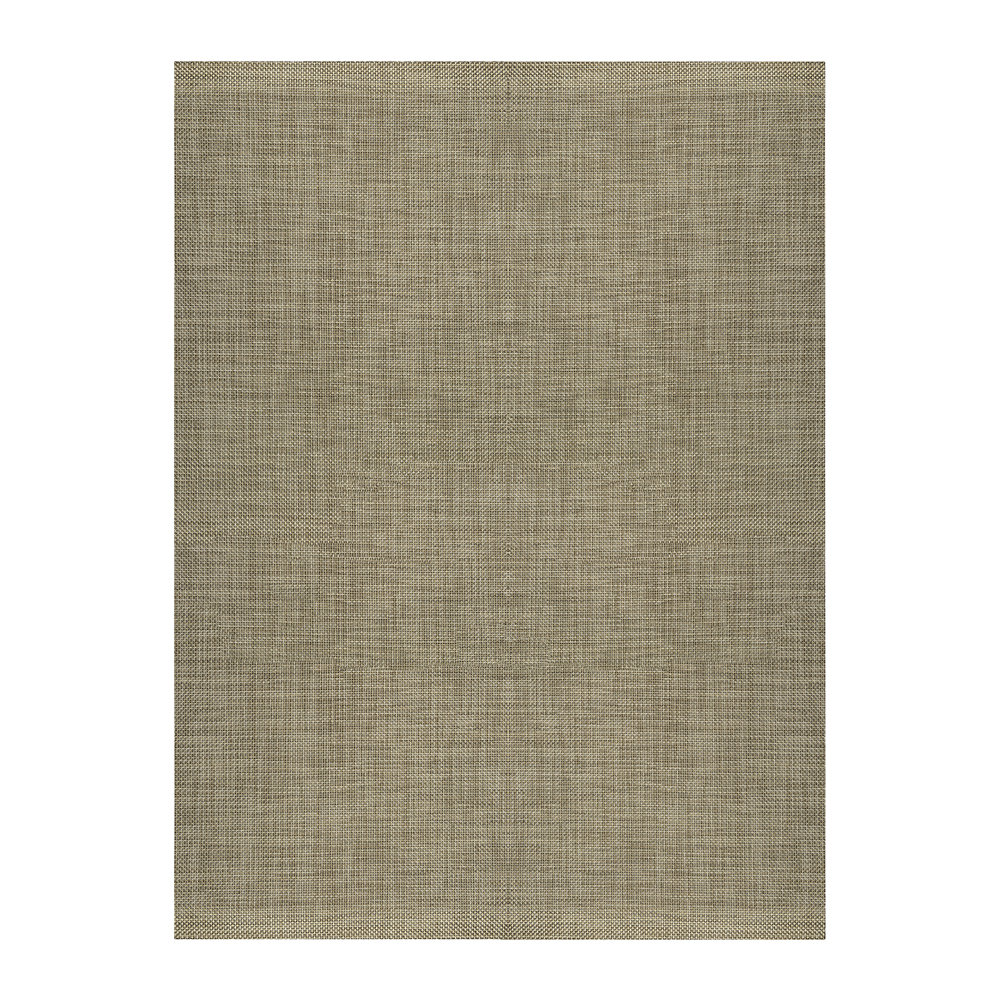 Chilewich - Basketweave Rug - Latte - 118x183cm