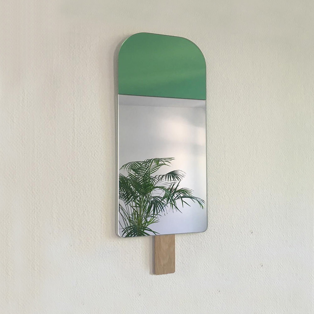 EO - Ice Cream Mirror - Exotic Green