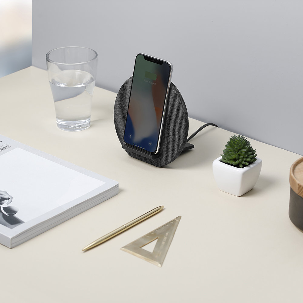Native Union - Dock Wireless Charger - Slate