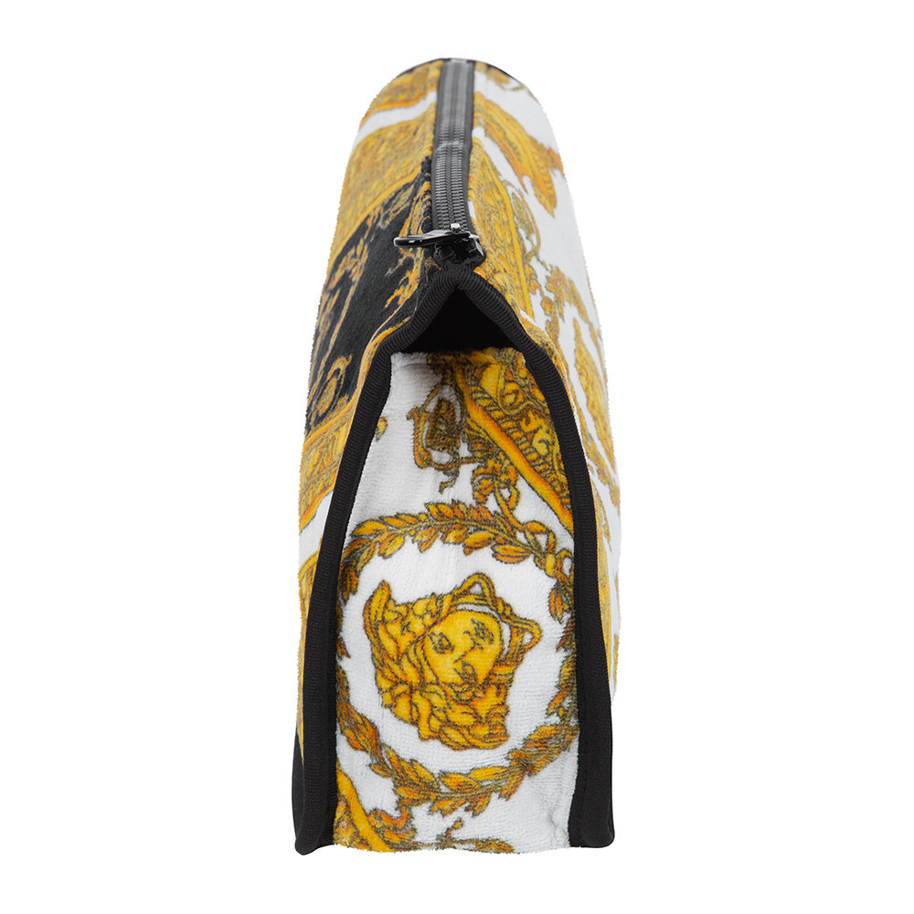 Versace Home - I Love Baroque Wash Bag - Black/White/Gold