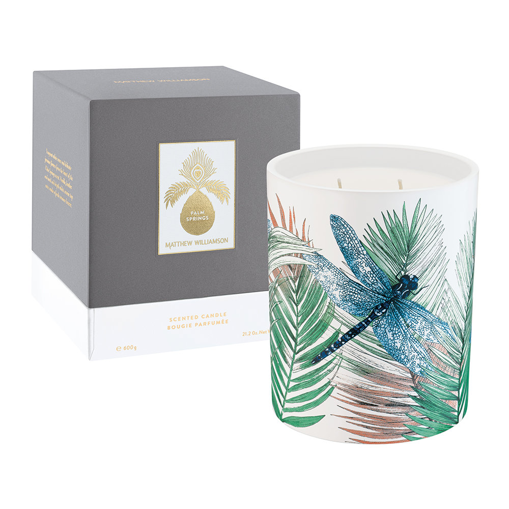 Matthew Williamson - Luxury Candle - 600g - Palm Springs