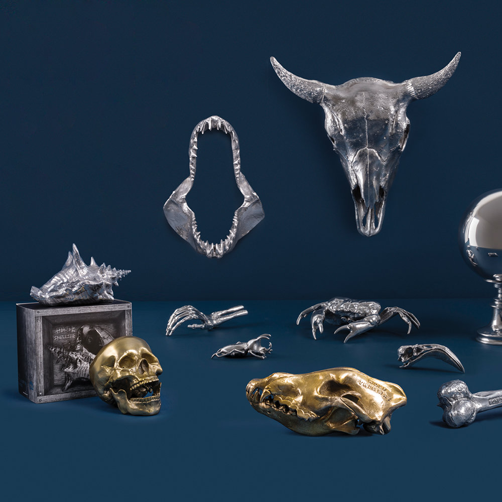 Diesel Living with Seletti - 'Culture Skulture' - Bison Skull