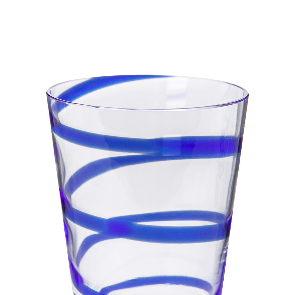 William Yeoward - Bella Blue Highball Tumbler