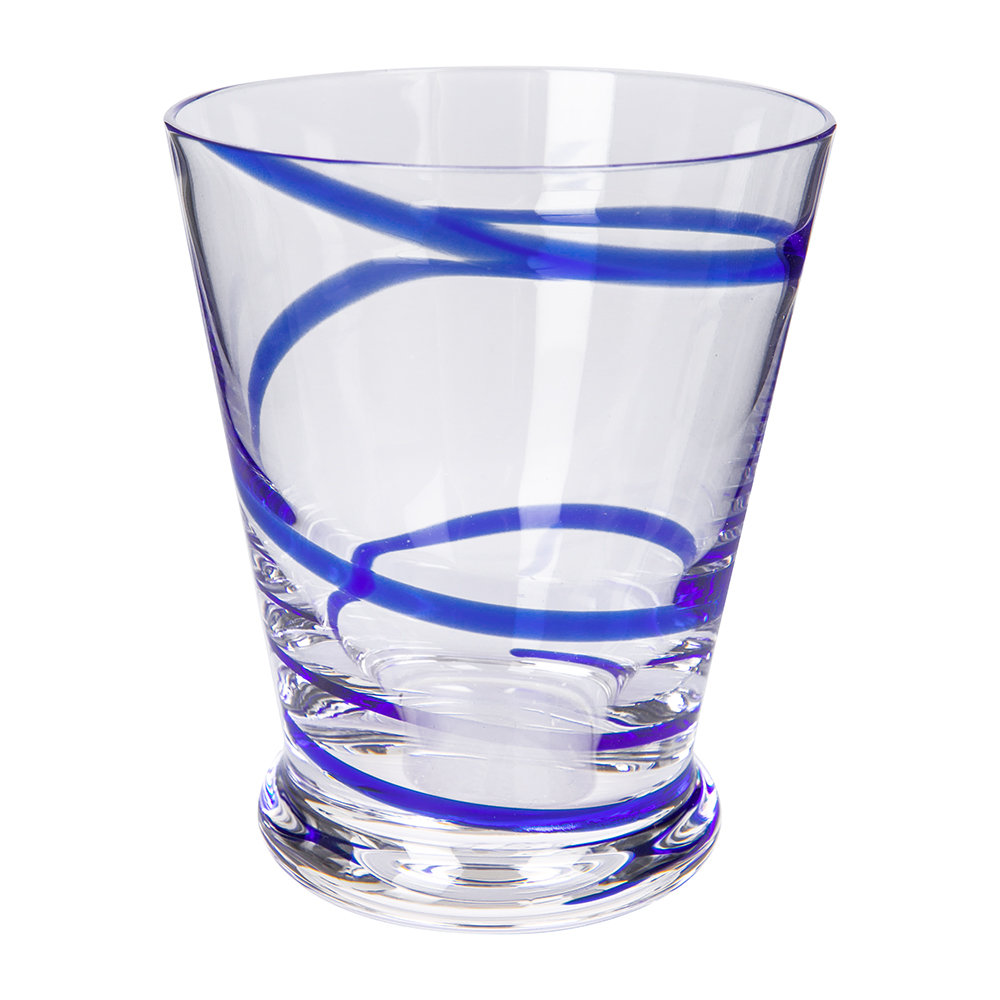 William Yeoward - Verre à Old Fashioned Bella Blue