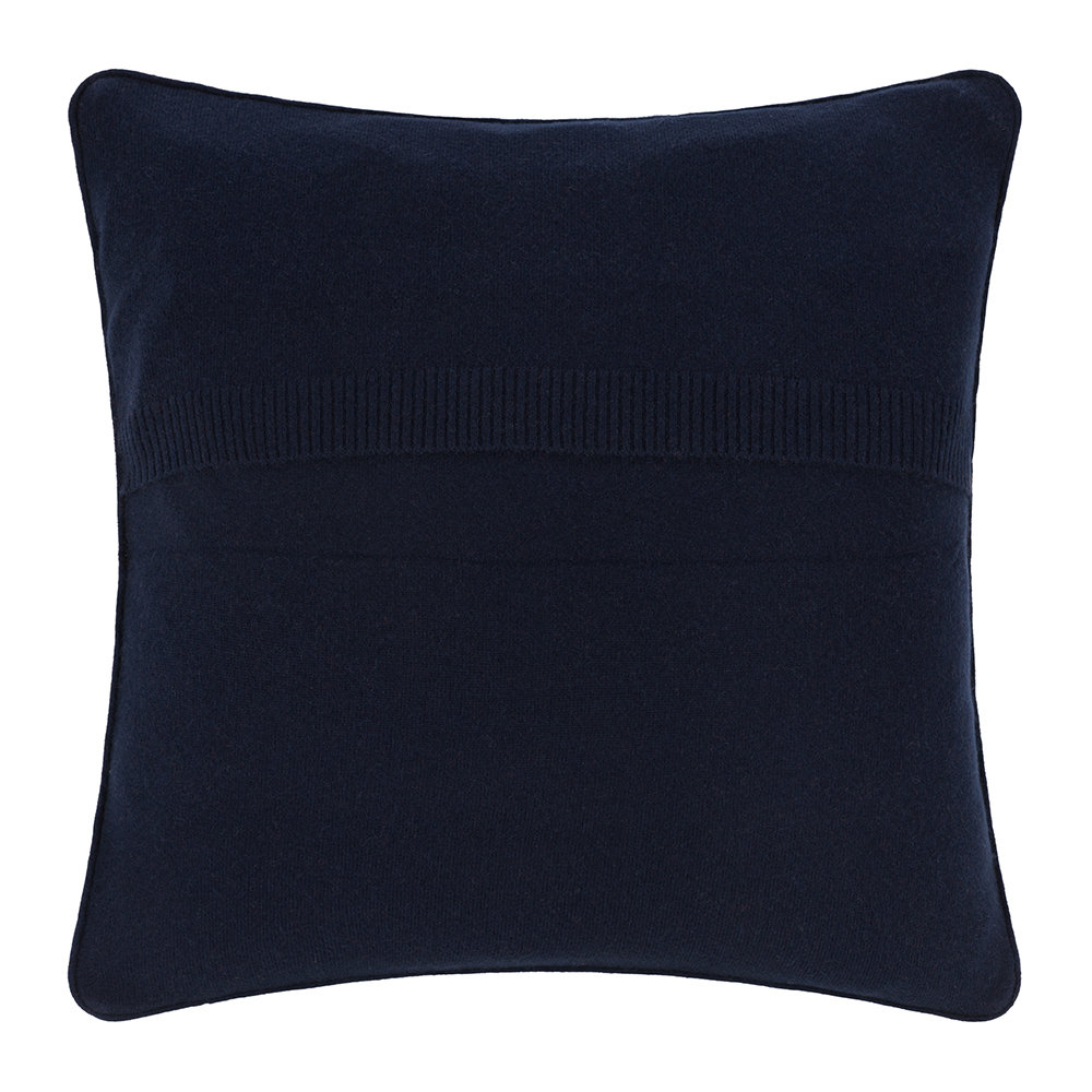 Bella Freud - 1970 Cushion - Navy