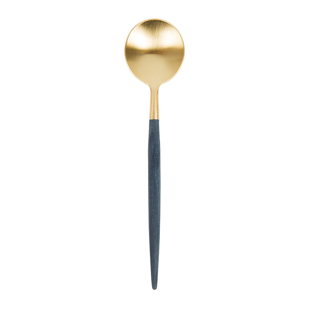 Cutipol - Goa Coffee/Teaspoon - Blue/Gold