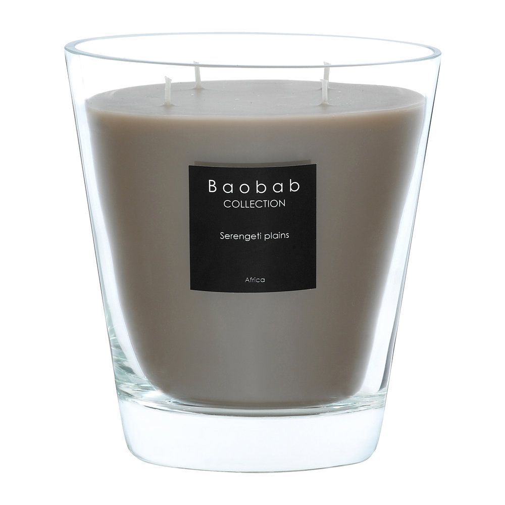 Baobab Collection - All Seasons Scented Candle - Serengeti Plains - 16cm