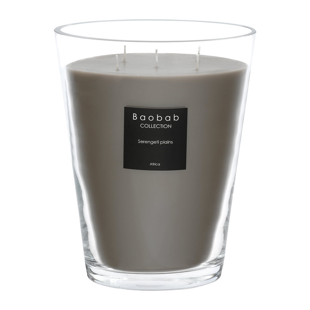 Baobab Collection - Scented Candle - Serengeti Plains - 24cm
