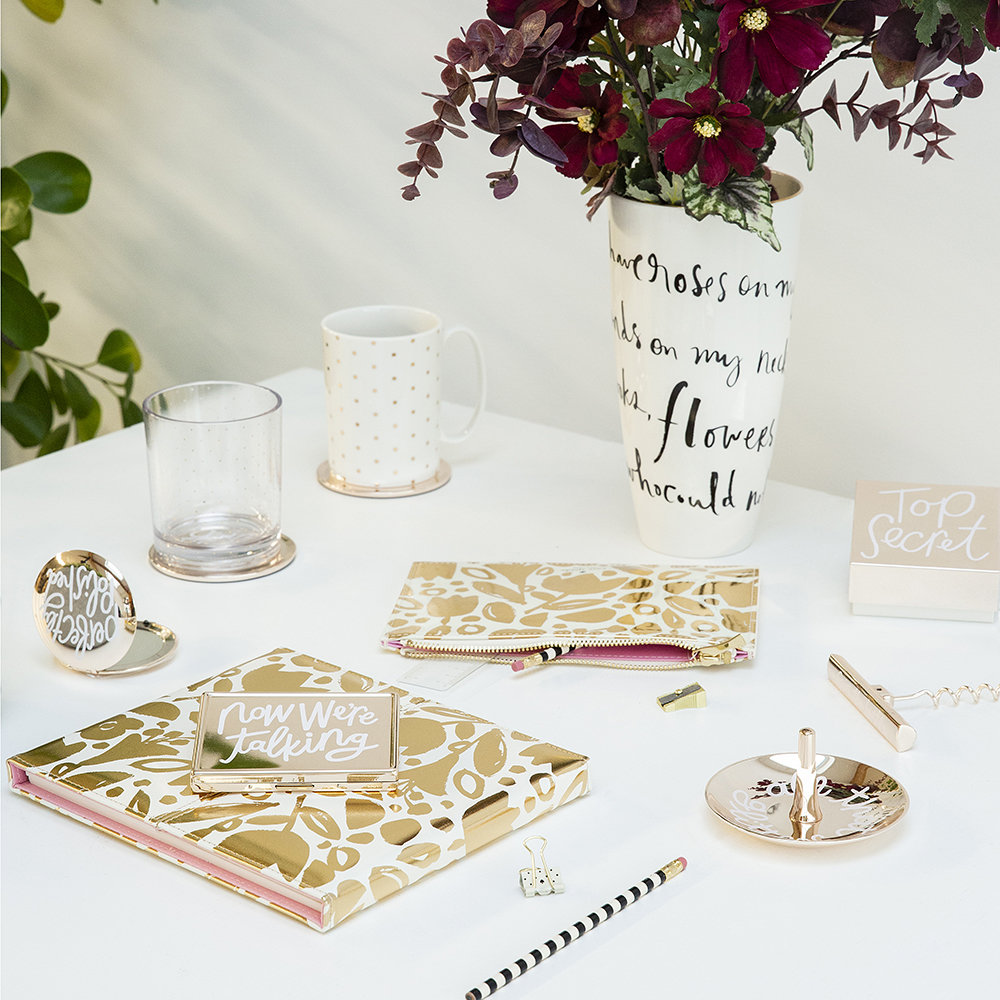 kate spade new york - Porte-Cartes All That Glistens«Now We're Talking»