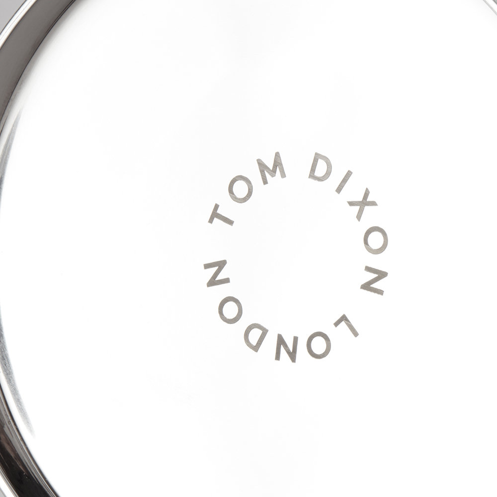 Tom Dixon - Form Tea Caddy - Stainless Steel