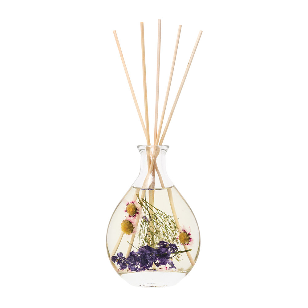 Stoneglow - Nature's Gift Reed Diffuser - 200ml - English Country Garden