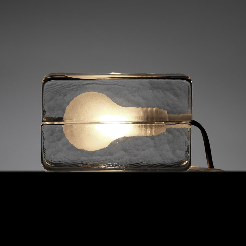 Design House Stockholm - Block Lamp Mini - Clear