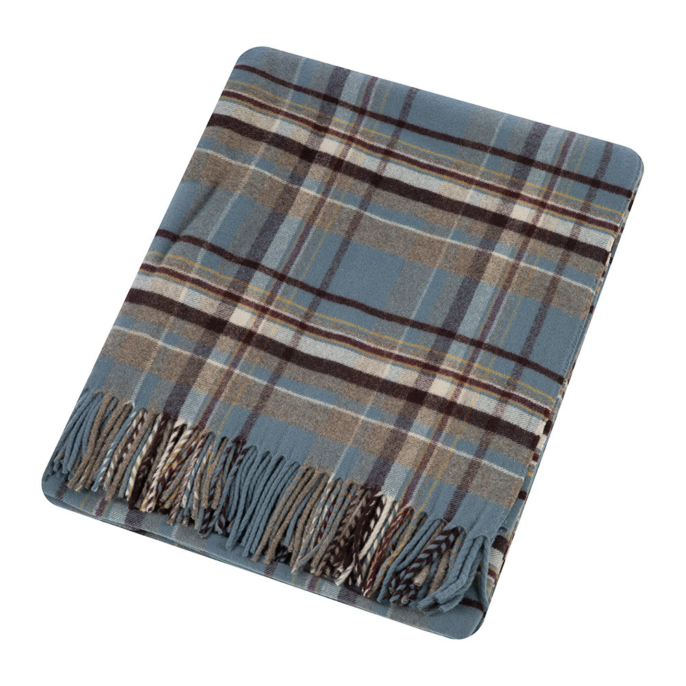 Pendleton - 5th Avenue Throw - Blue Hill