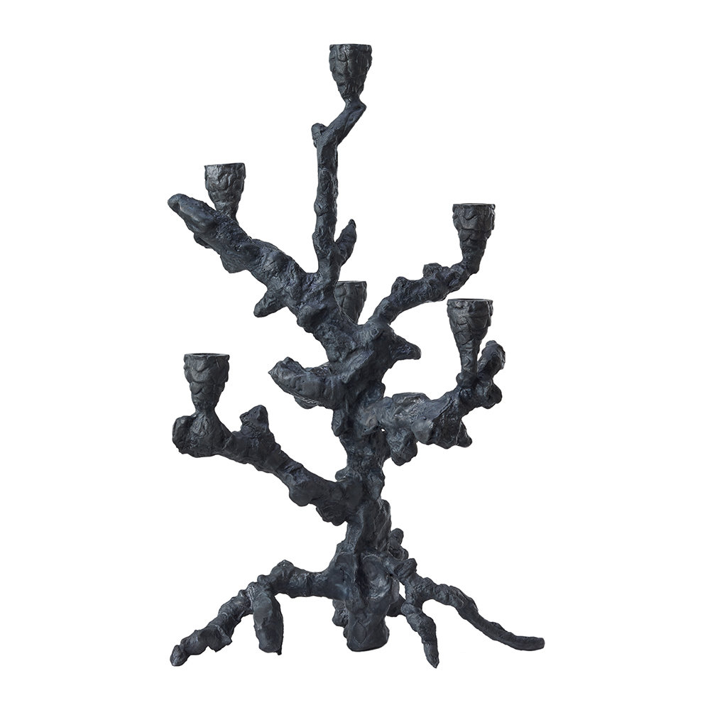Pols Potten - Apple Tree Candle Holder - Graphite