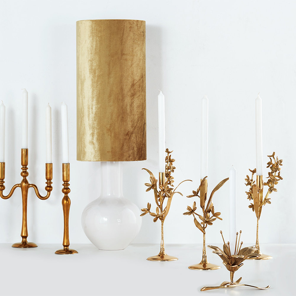 Pols Potten - Flower Candle Holder - Lily