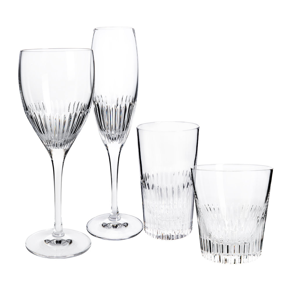 Royal Doulton - Verres Highball Calla - Lot de 2
