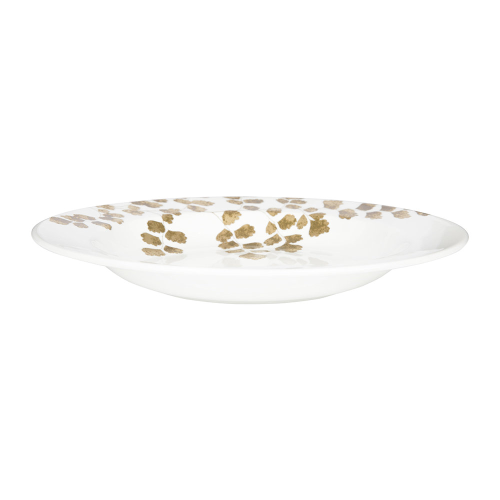 Vera Wang for Wedgwood - Jardin Soup Plate - 22cm