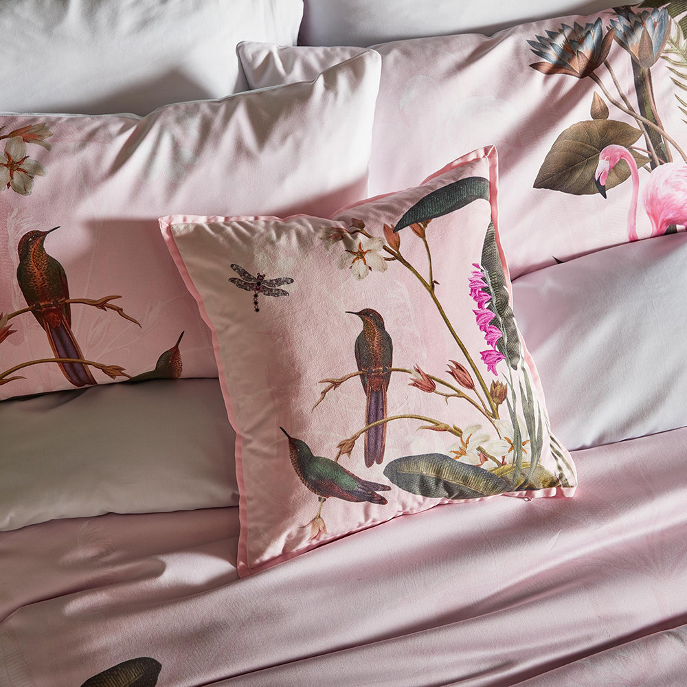 Ted Baker - Pistachio Pillowcase - Set of 2 - Pink