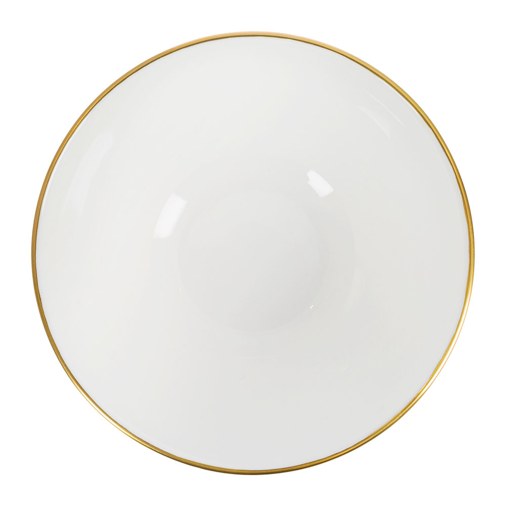 Royal Crown Derby - Oscillate Cereal Bowl - Onyx
