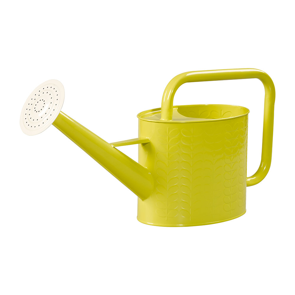 Orla Kiely - Linear Stem Watering Can - Yellow