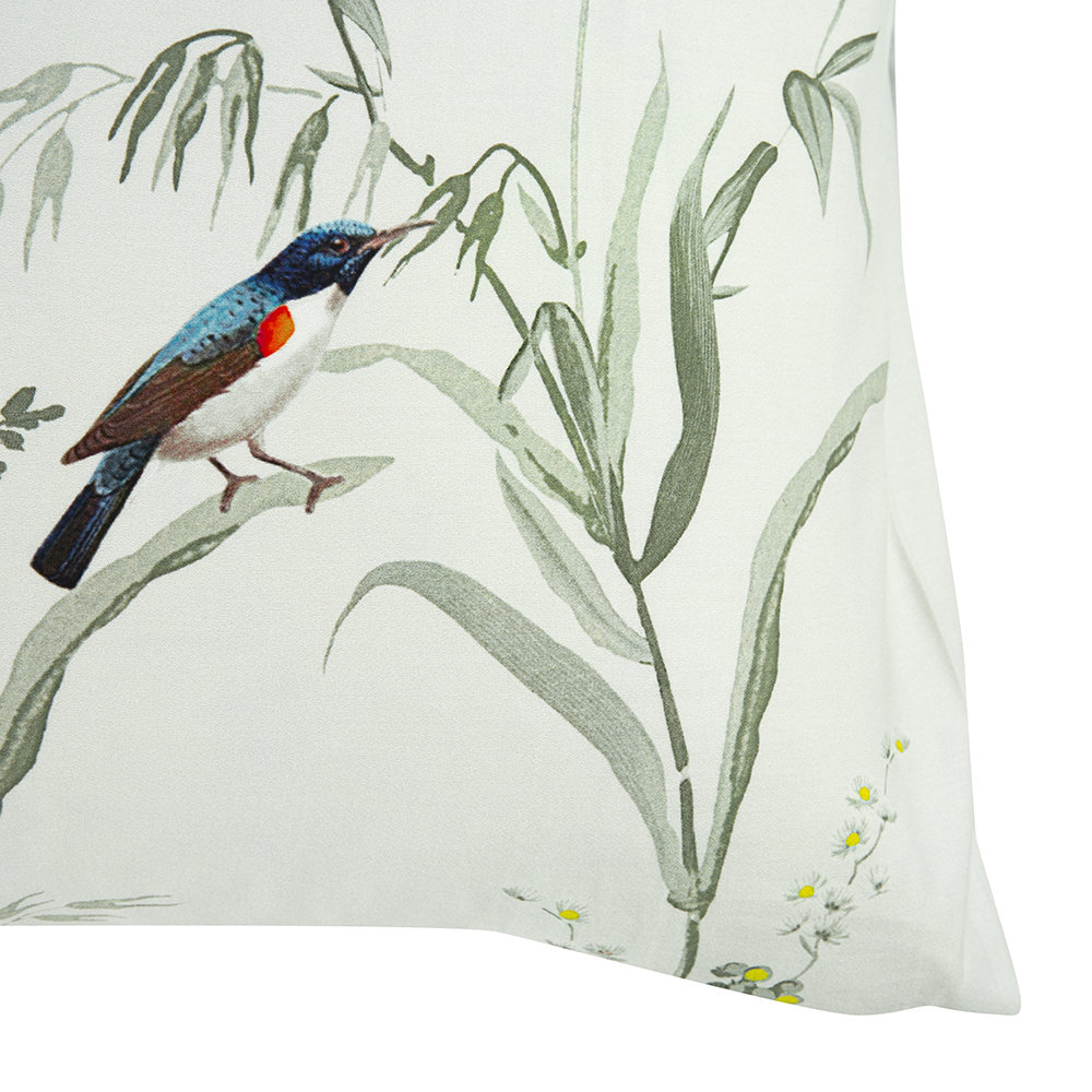 Ted Baker - Fortune Pillowcase - Set of 2 - Mint