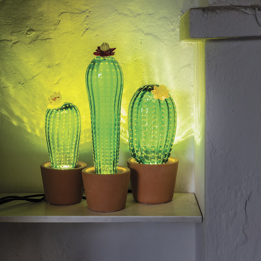 Seletti - Cactus Sunrise Lamp - Medium