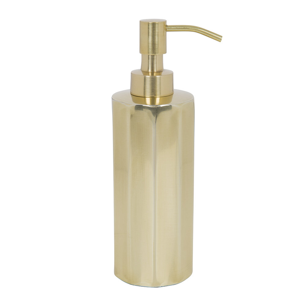 Image of A by AMARA - Antique Gold Soap Dispenser