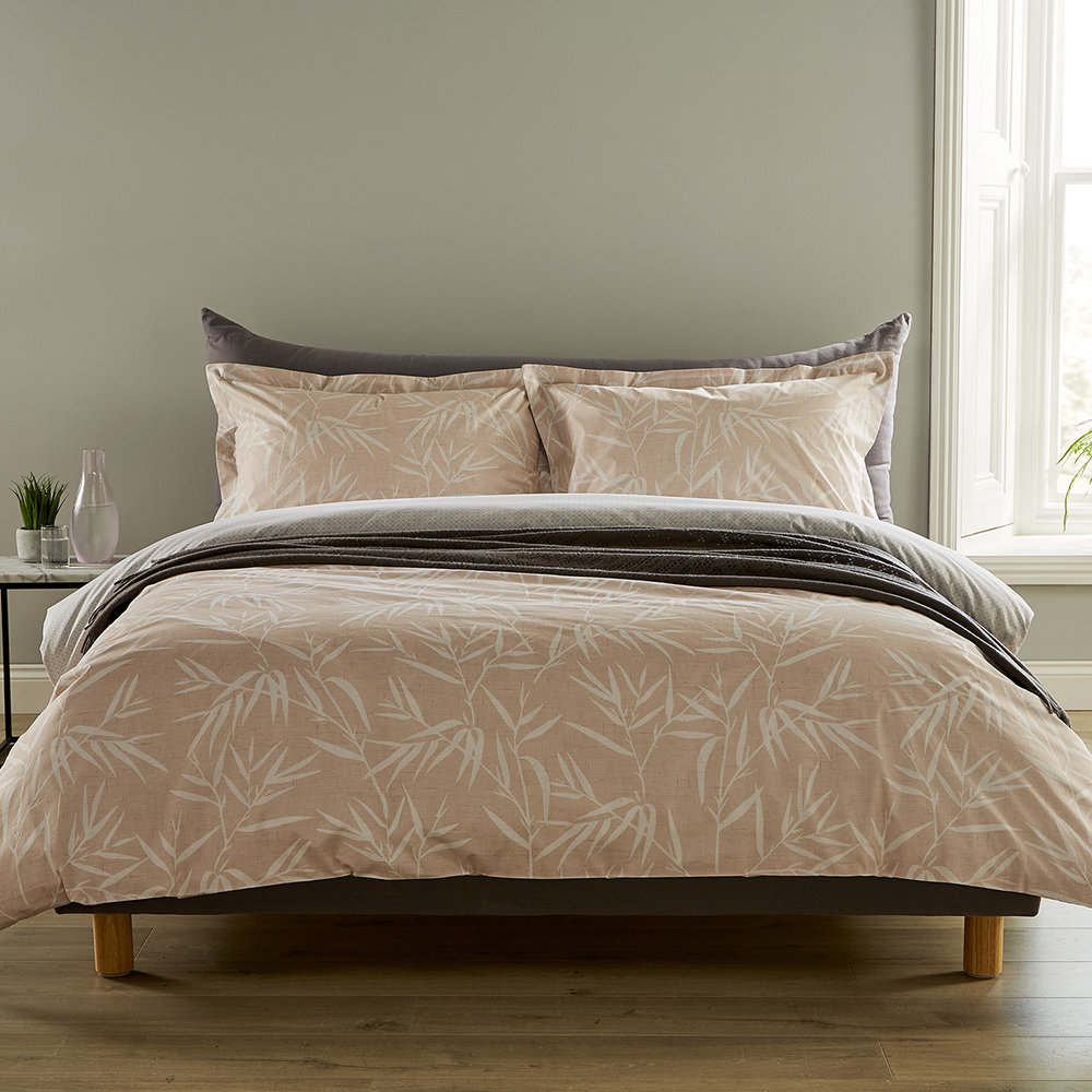 Christy - Bamboo Quilt Set - King