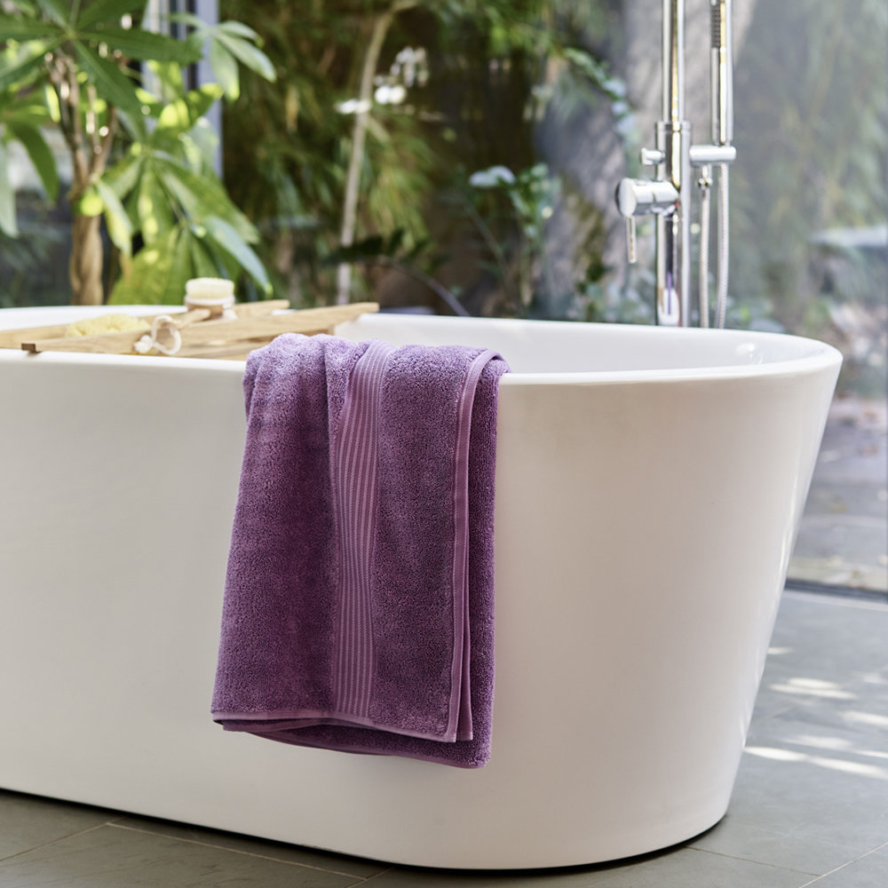 Christy - Supreme Hygro Towel - Orchid - Bath