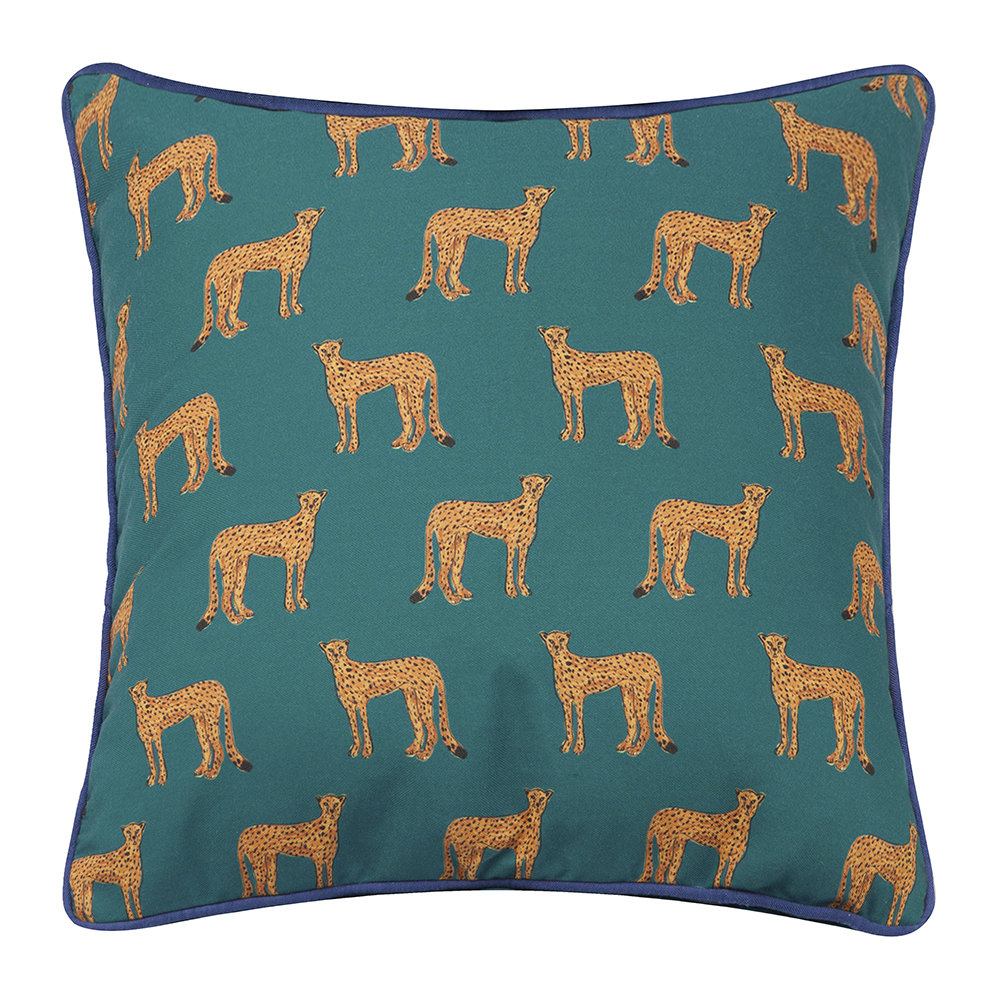 Fabienne Chapot - Cheetah Cushion - 50x50cm