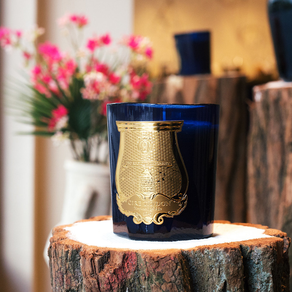 Cire Trudon - Les Belles Matieres Scented Candle - Salta Pink - 270g