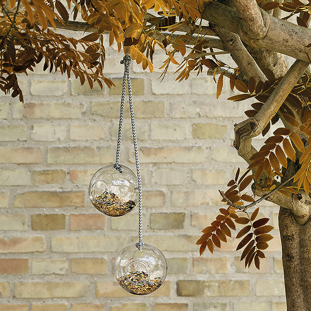 Eva Solo - Glass Bird Feeders