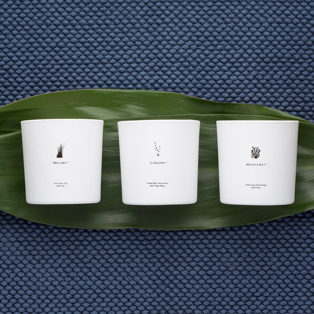 Archipelago Botanicals - California Inspired Scented Candle - Laguna