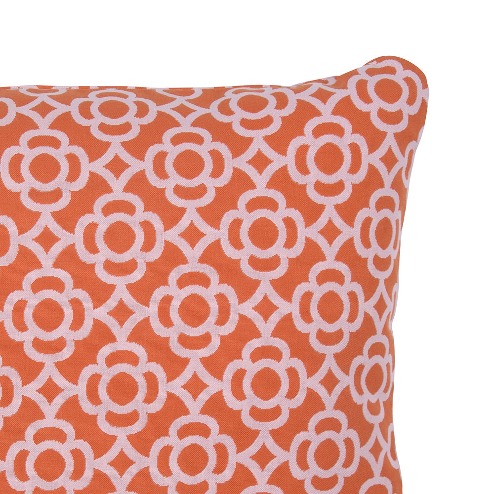Fermob - Lorette Outdoor Cushion - 45x45cm - Carrot