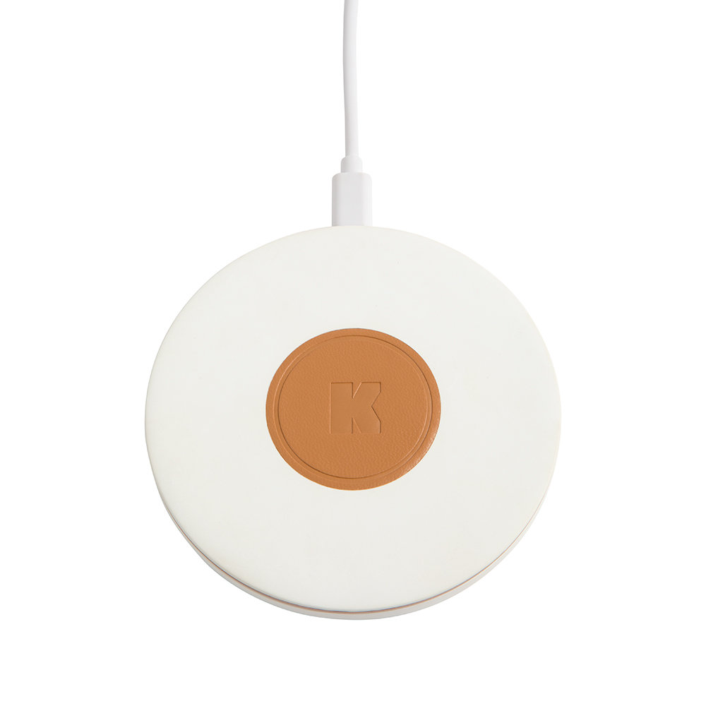 KREAFUNK - wiCharge Charging Pad - White
