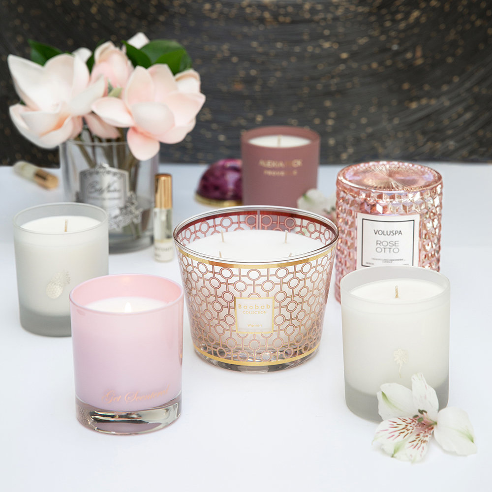 Ted Baker - Residence Scented Candle - 200g - Bergamot & Cassis