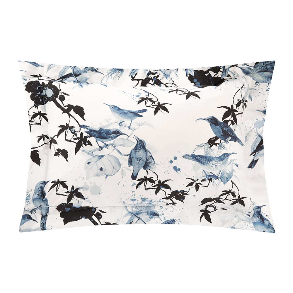 Roberto Cavalli - Bird Ramage Bed Set - Blue - Super King