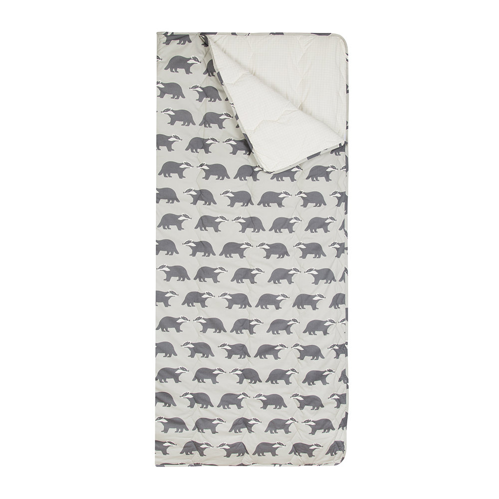 Anorak - Kissing Badgers Sleeping Bag