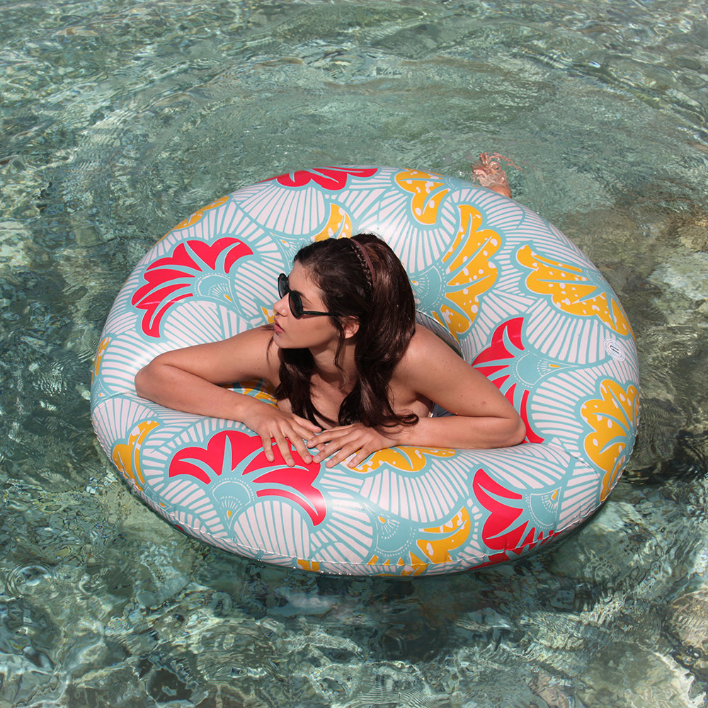 The Nice Fleet - Extra Large Inflatable Ring - Saly