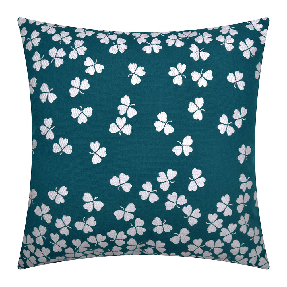 Fermob - Trefle Outdoor Pillow - 45x45cm - Dark Blue