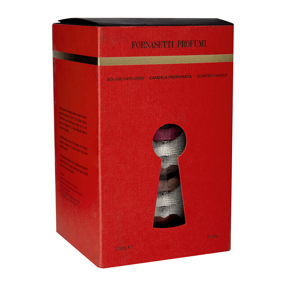 Fornasetti - Rossetti Scented Candle - 300g