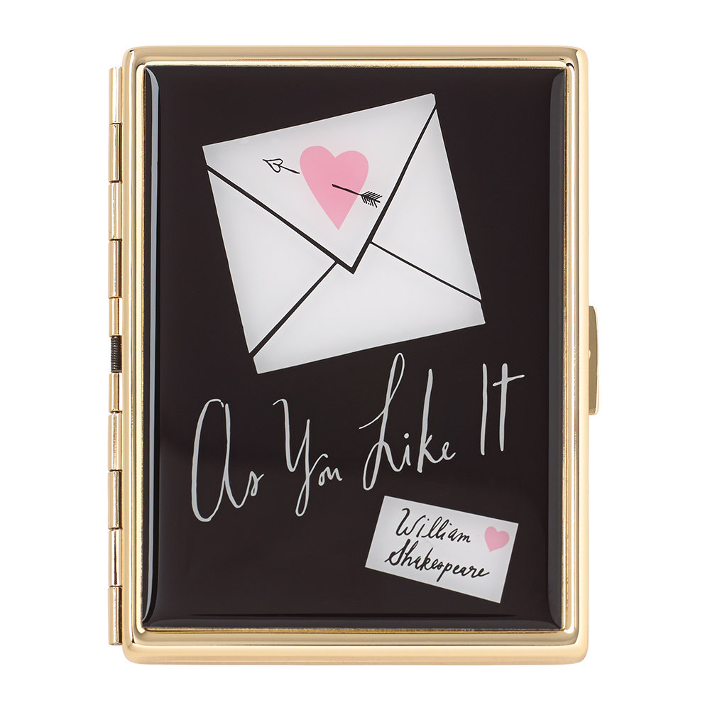 kate spade new york - Porte-Cartes A Way With Words - Comme Il Vous Plaira