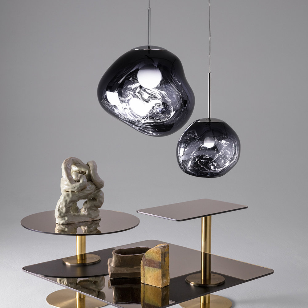 Tom Dixon - Melt LED Pendant Light - Smoke
