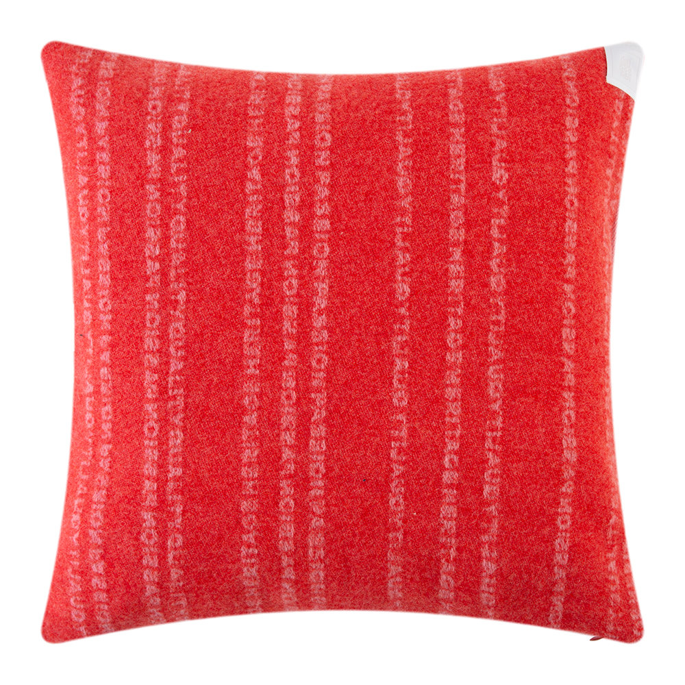 Zoeppritz since 1828 - Believe In Cushion - Pink - 40x40cm